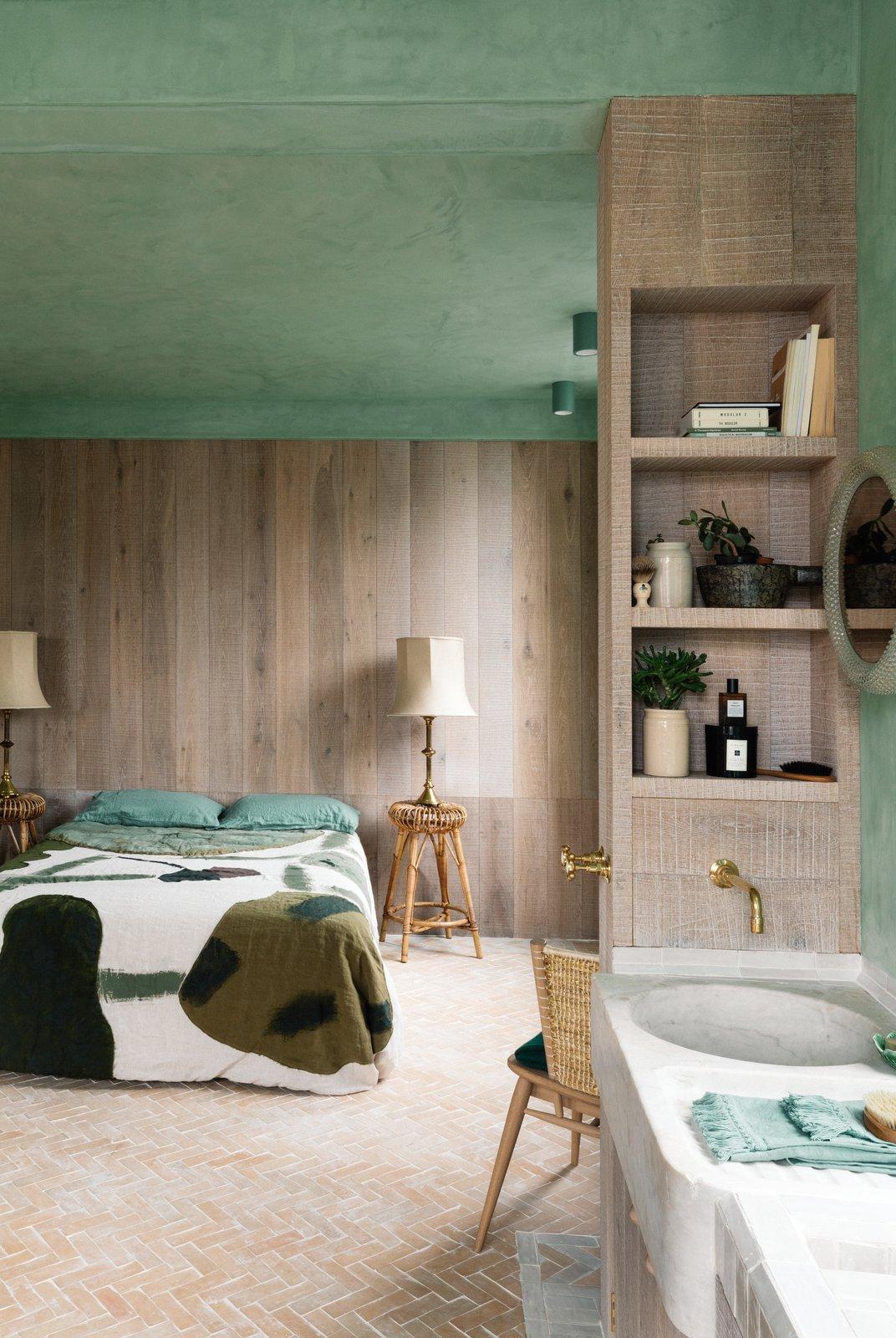 The Beldi Chan + Eayrs bedroom