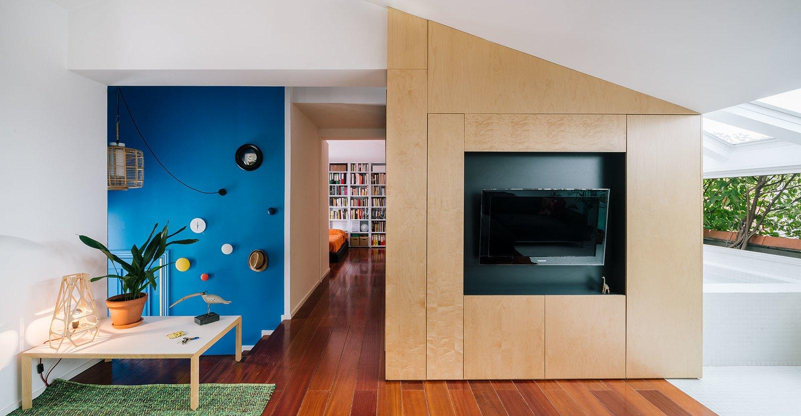 G House living area