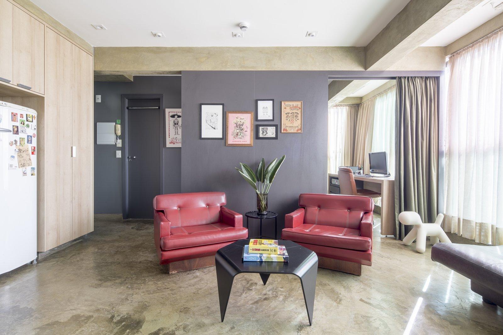 Gomez Apartment living room
