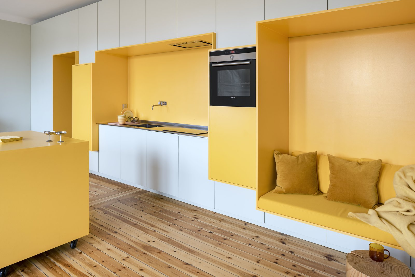 Function Walls kitchen storage wall