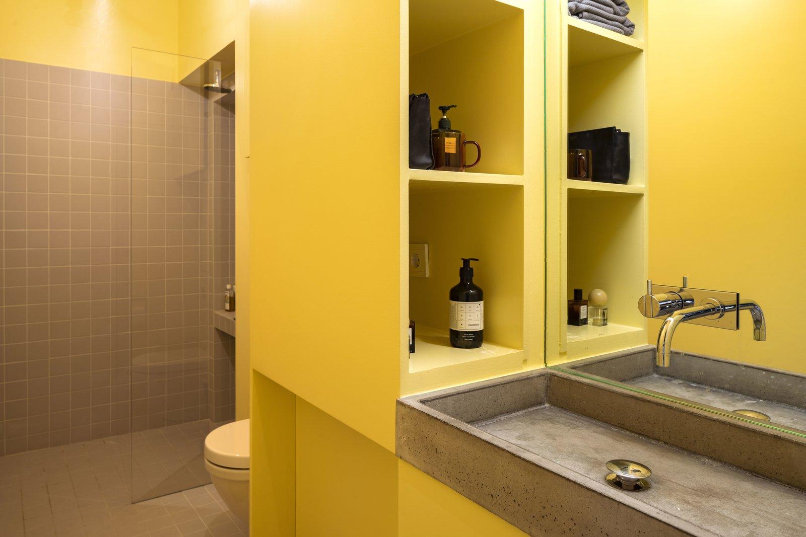 Function Wall bathroom storage
