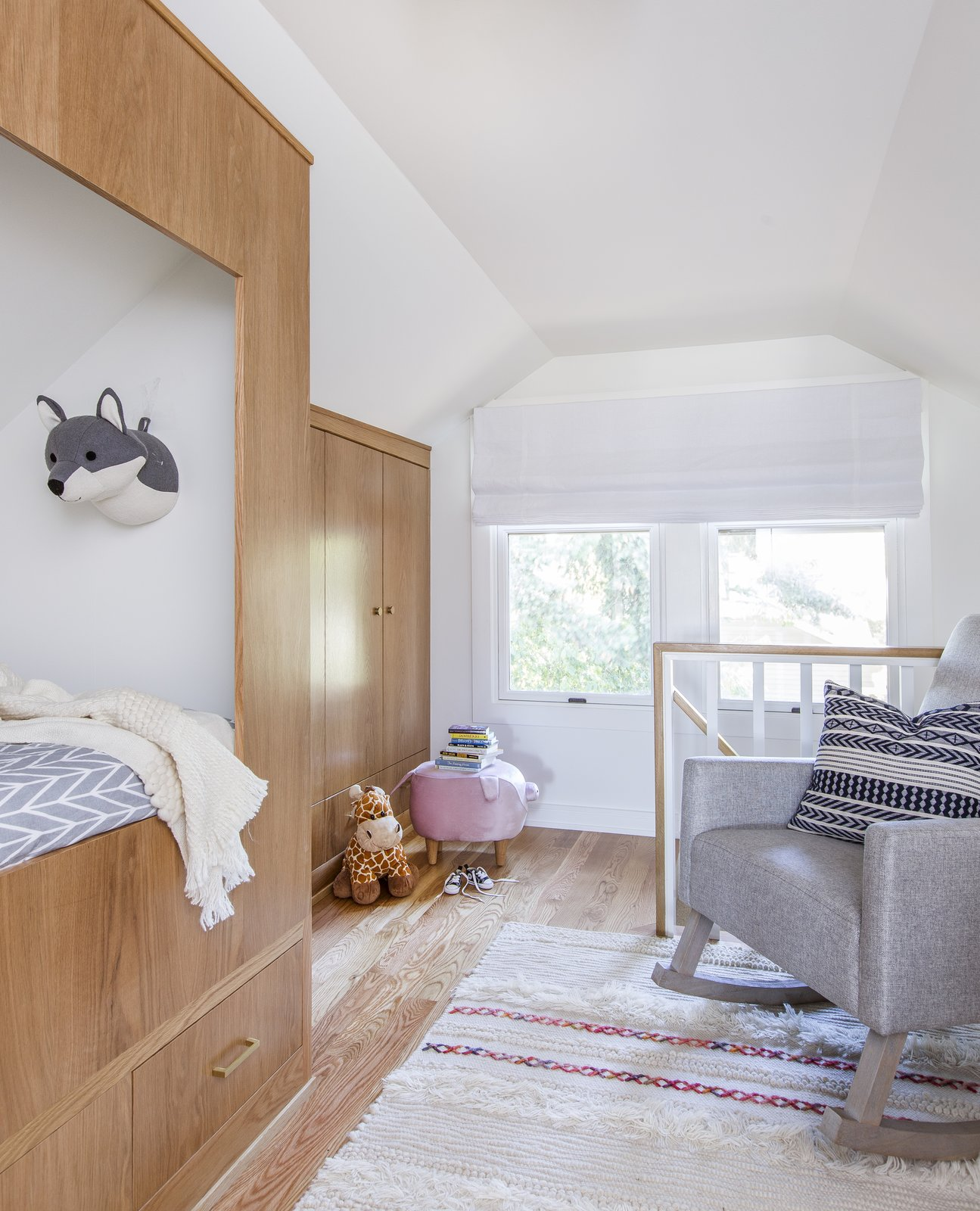 After: Wallingford Master Suite nursery