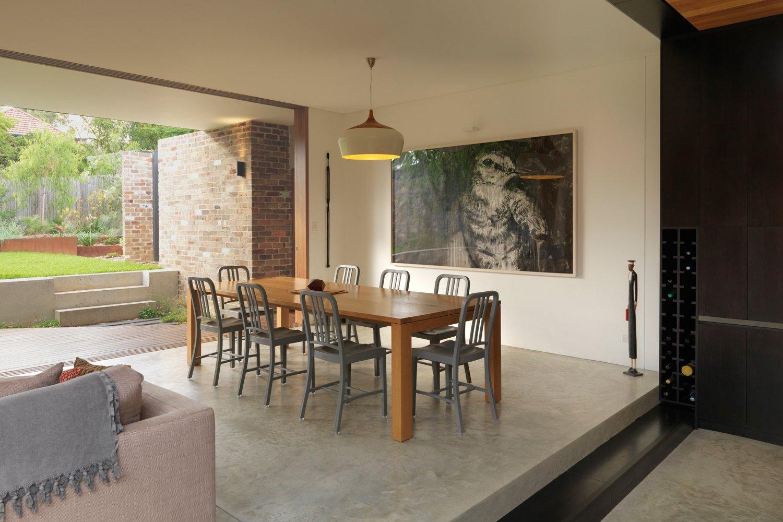 Suntrap House dining area