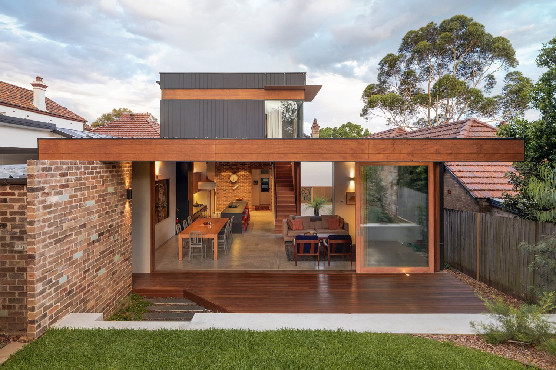 Suntrap House exterior