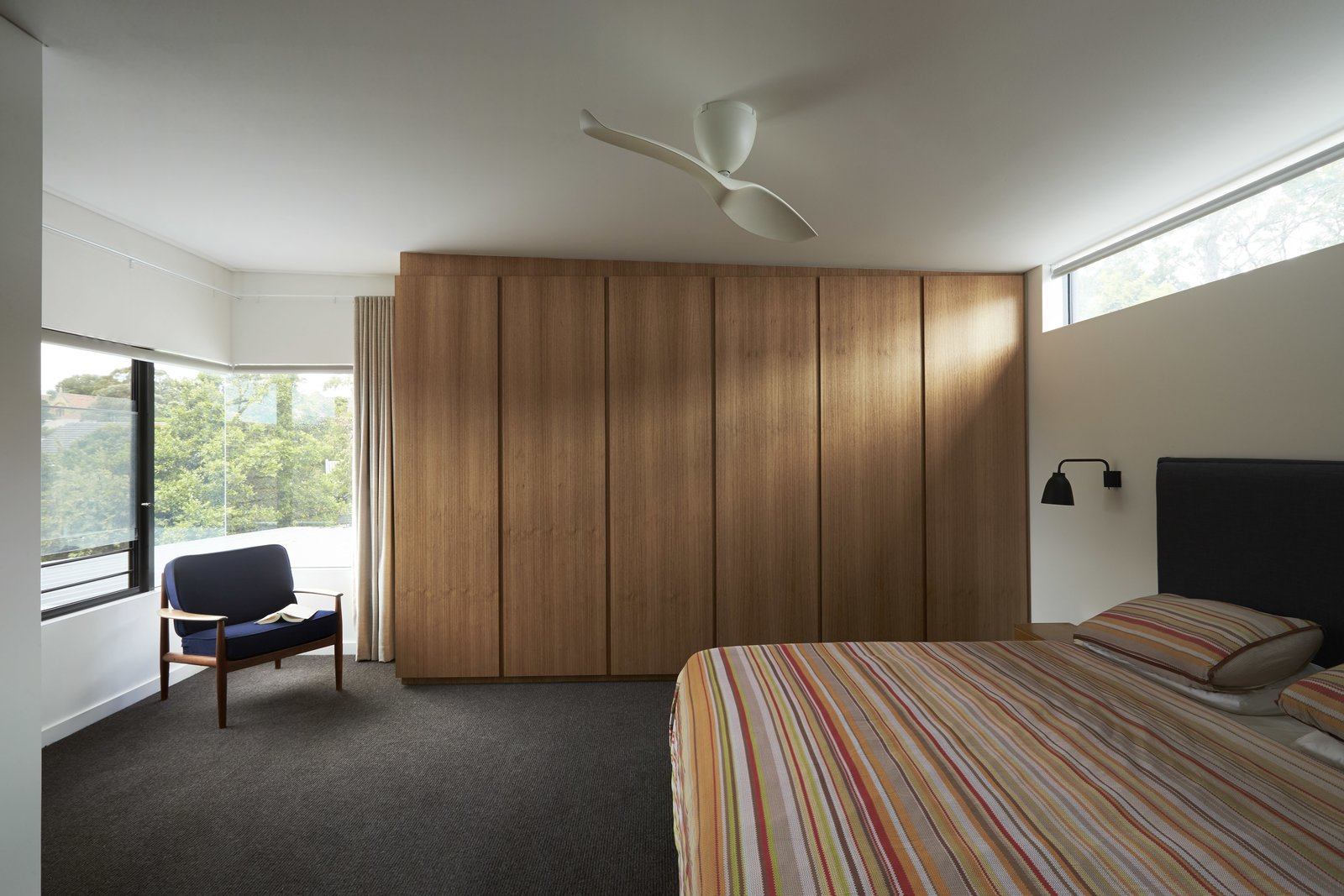 Suntrap House bedroom
