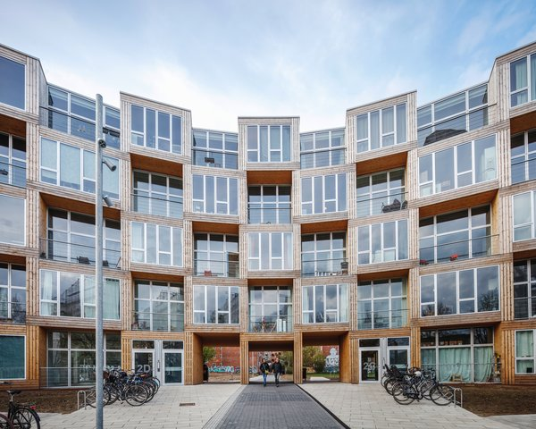 Best 60+ Modern Exterior Apartment Design Photos And Ideas - Dwell