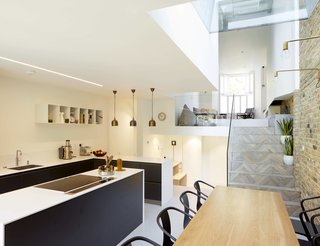 An Architect Couple Create Their Ideal Family Home in London