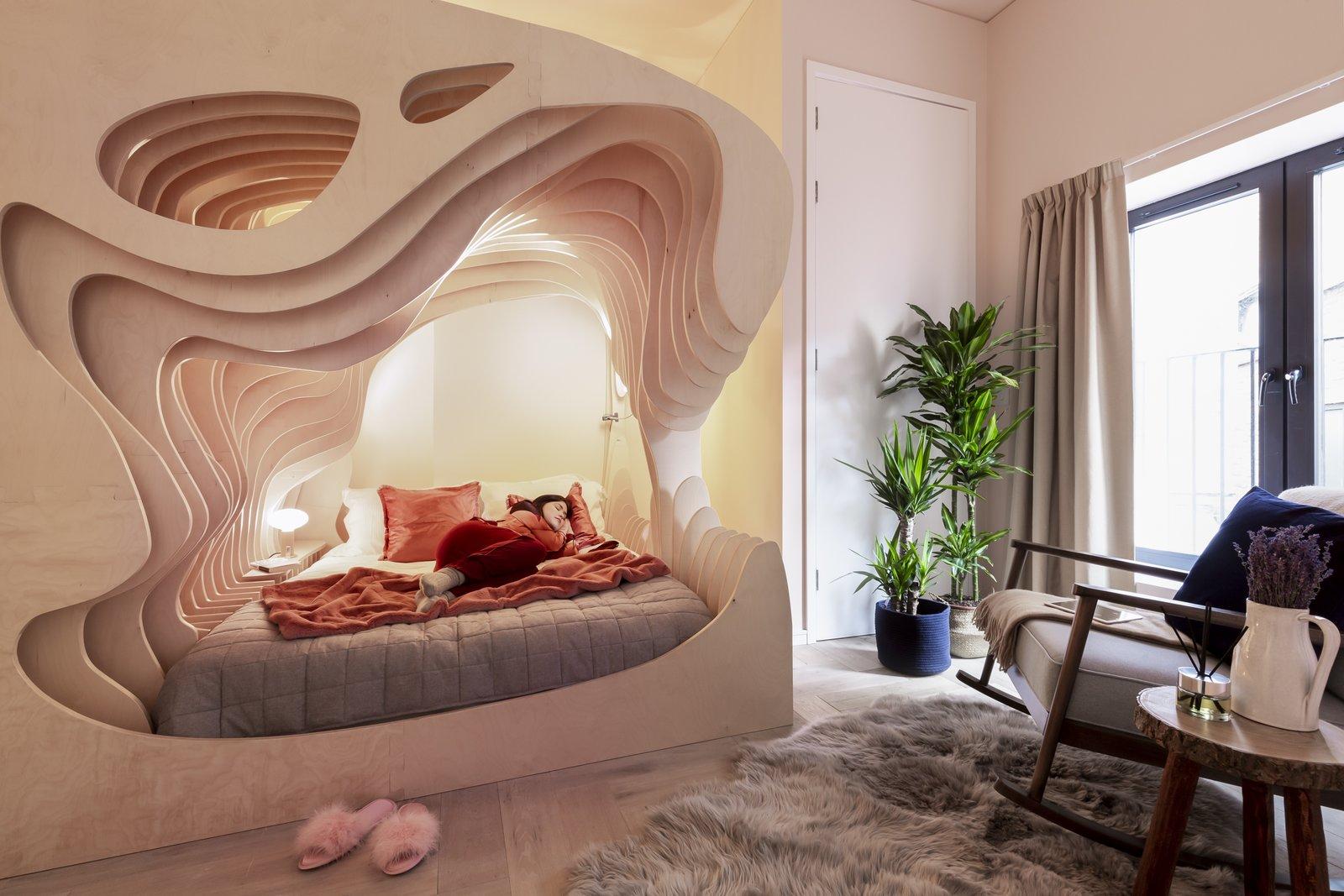 Zed Rooms bedroom