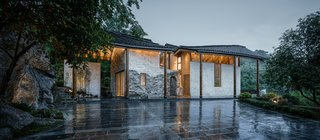 An Amazing Home Rises From an Abandoned Ruin in China