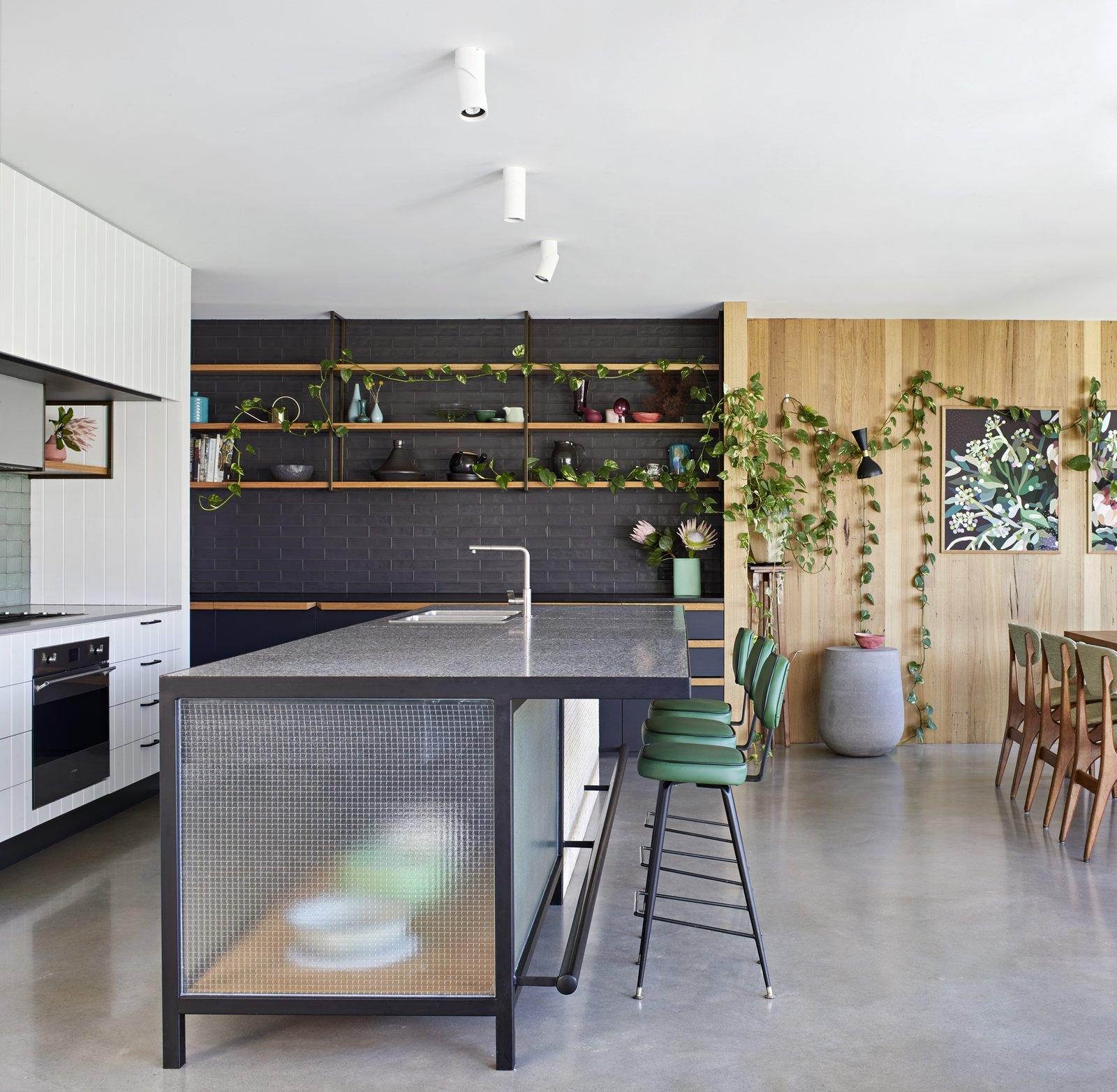 BENT Annexe kitchen