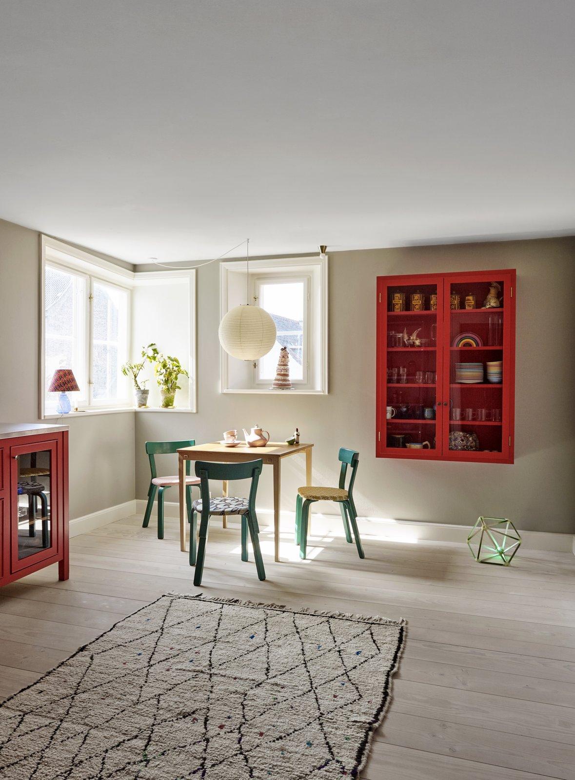 The Apartment by Tina Seidenfaden Busck kitchen table