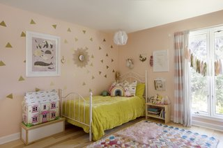 The children's bedroom.