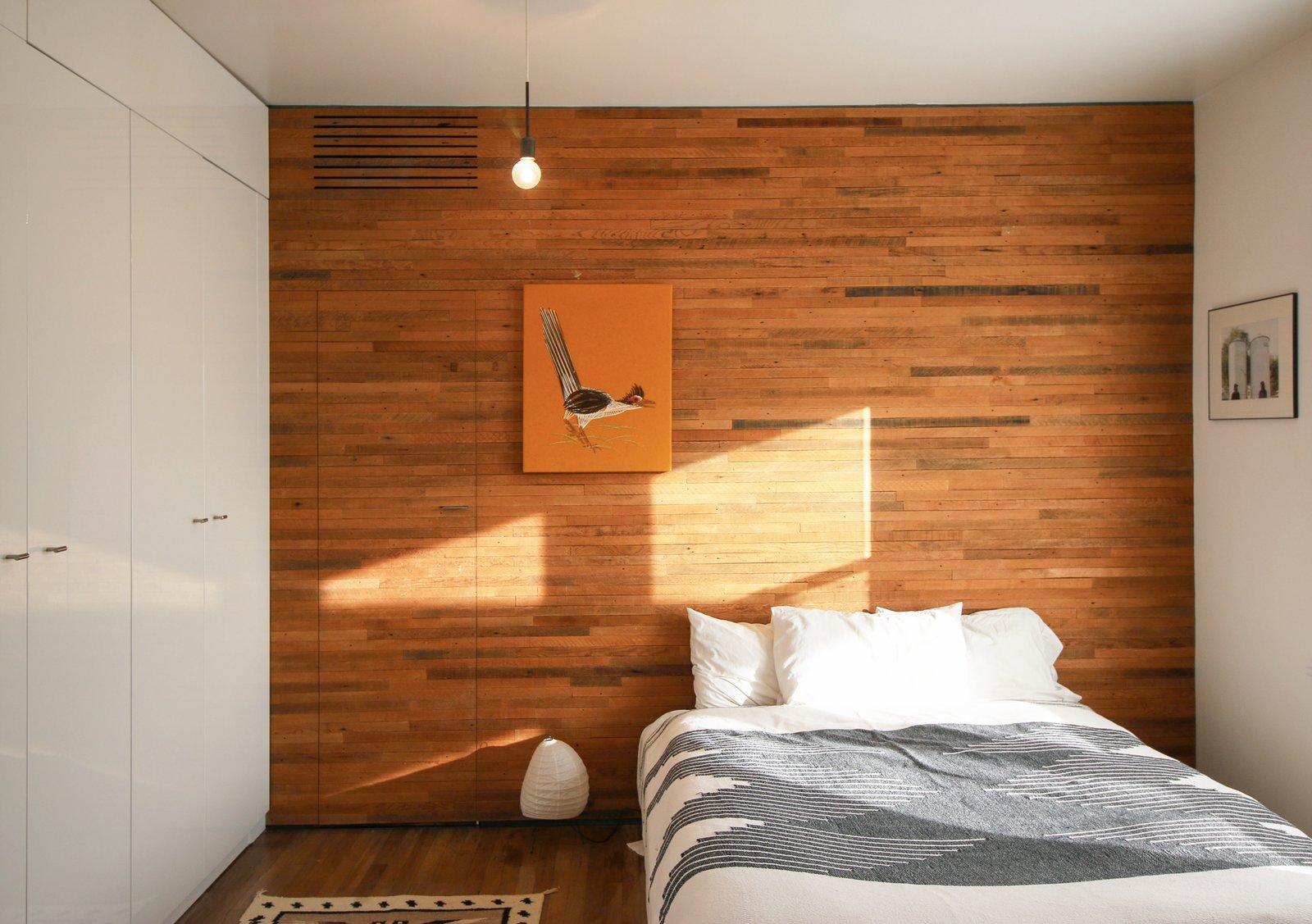 Mabel Street Residence by Hazelbaker Rush bedroom