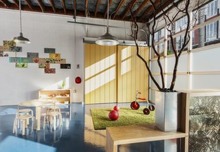 Sweet Peas Preschool in San Francisco, California