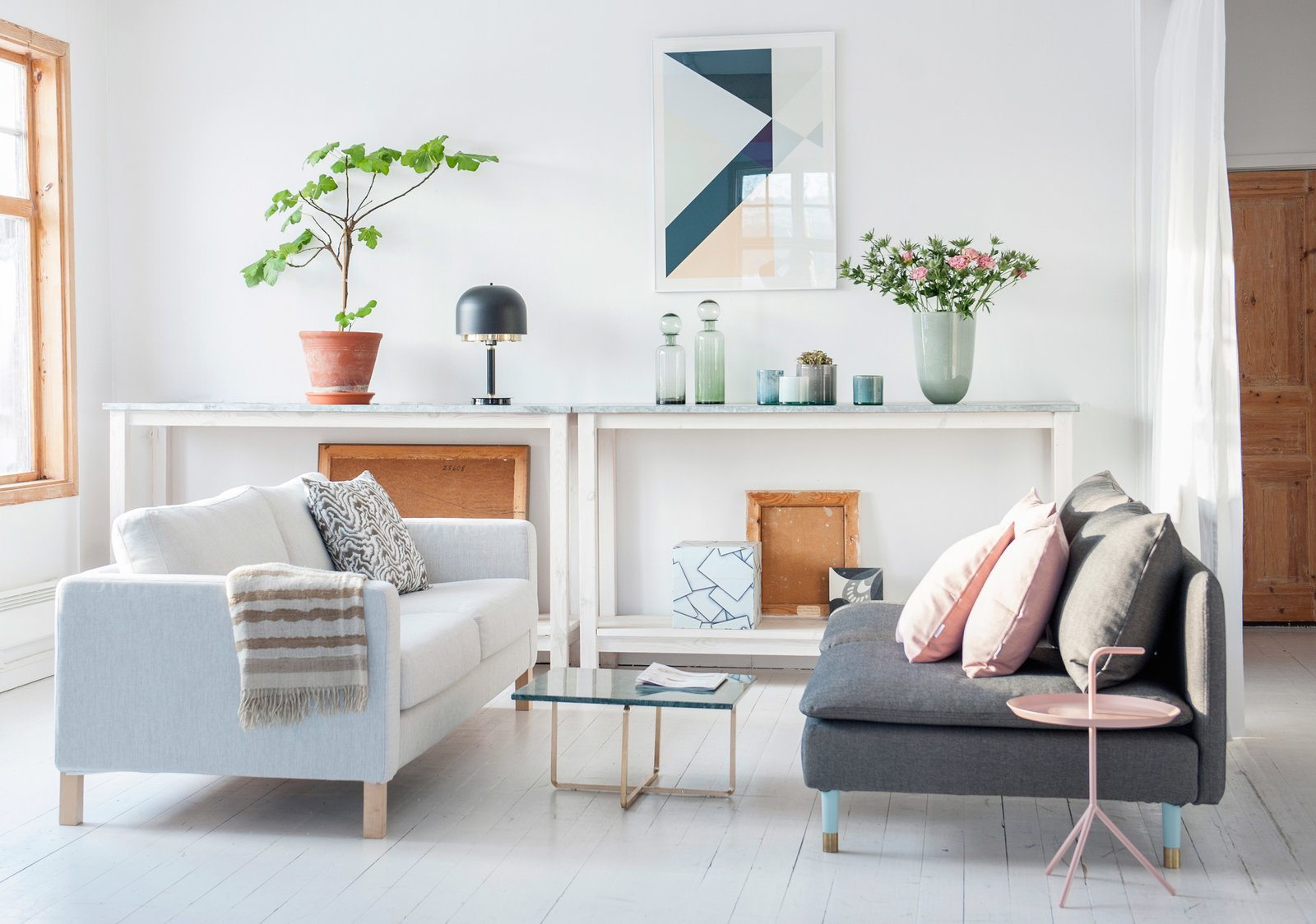 Ikea Birch Credenza : Ikea hacks to bring your furniture from basic brilliant dwell