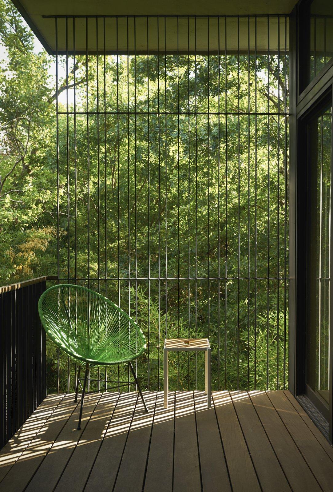 Master bedroom balcony  Airole Way Residence