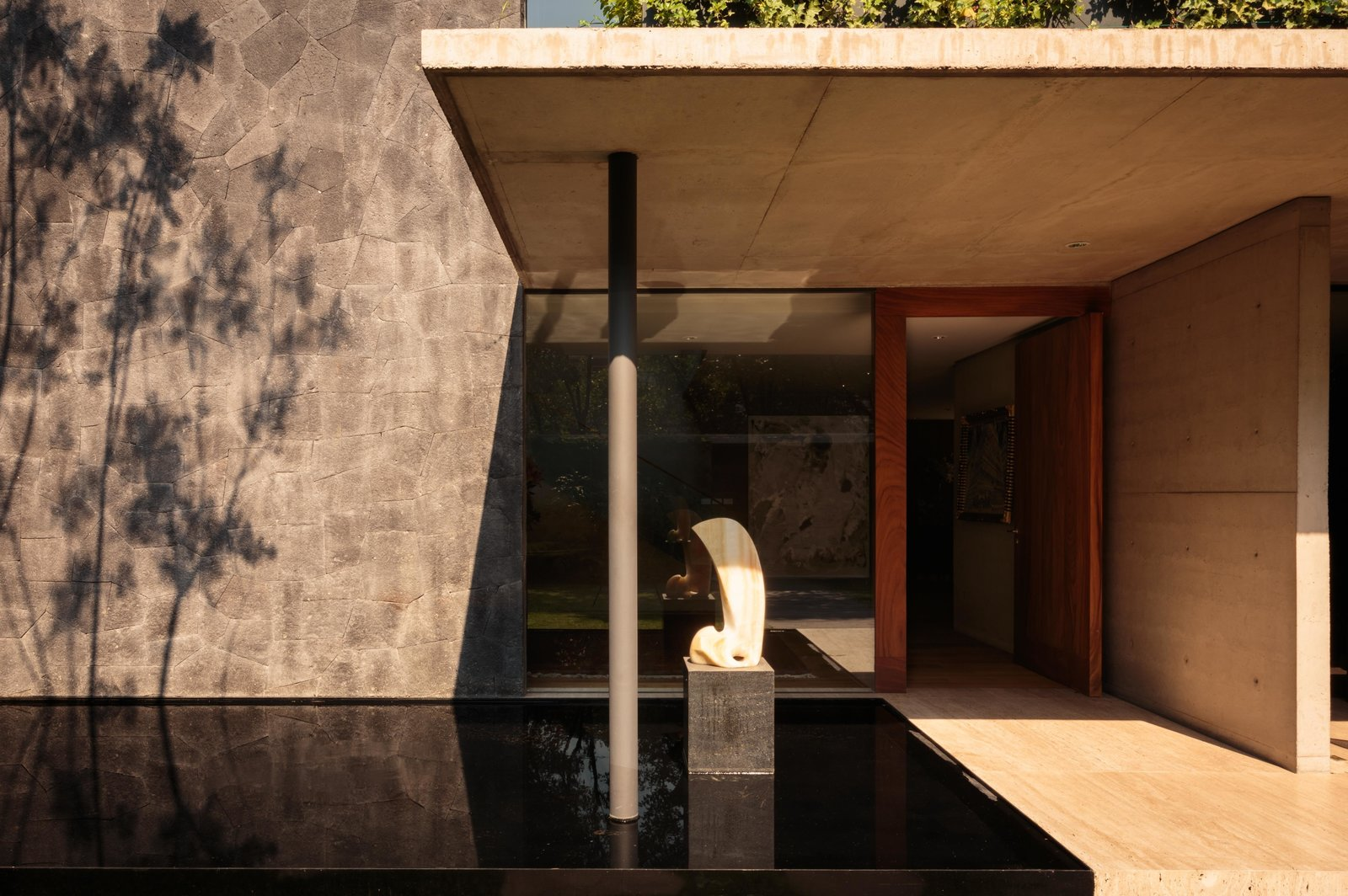 Exterior and House Building Type SIERRA FRIA  Sierra Fria by Jose Juan Rivera Rio