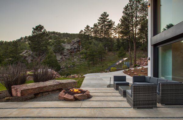 Main House Fire Pit
