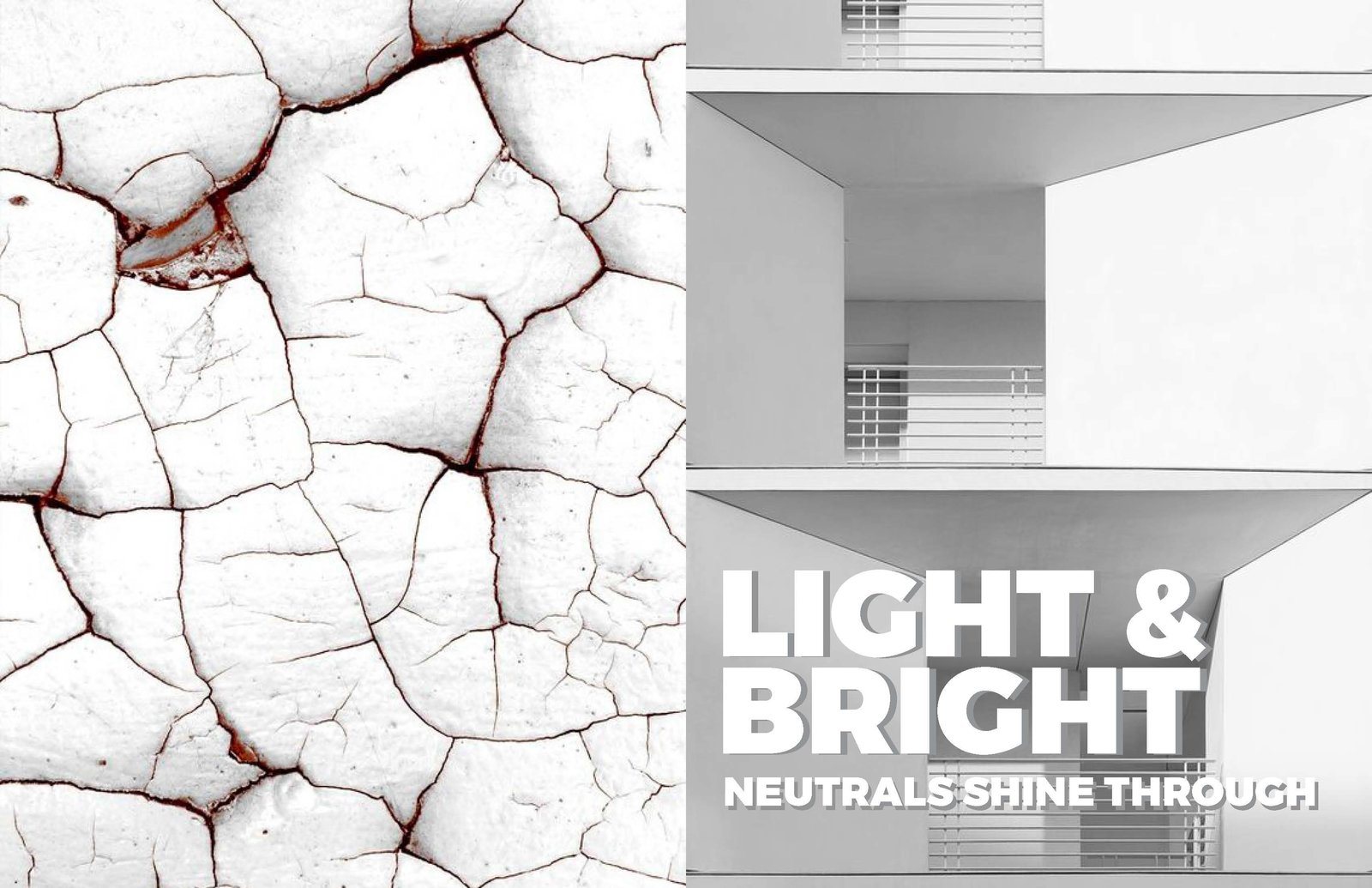 Left: Image from Alvo Alvo, Right: Japanese Architecture  Photo 2 of 9 in Light and Bright /  Nuetrals Shine Through