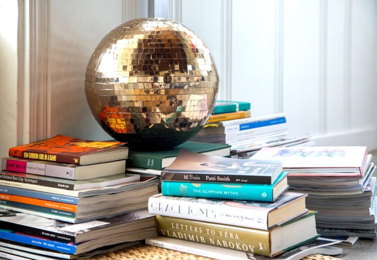 After the ball drops, take the hint and drop off old books to Goodwill; Source: Bethany Nauert/Apartment Therapy  Photo 6 of 11 in How to Start the New Year Fresh