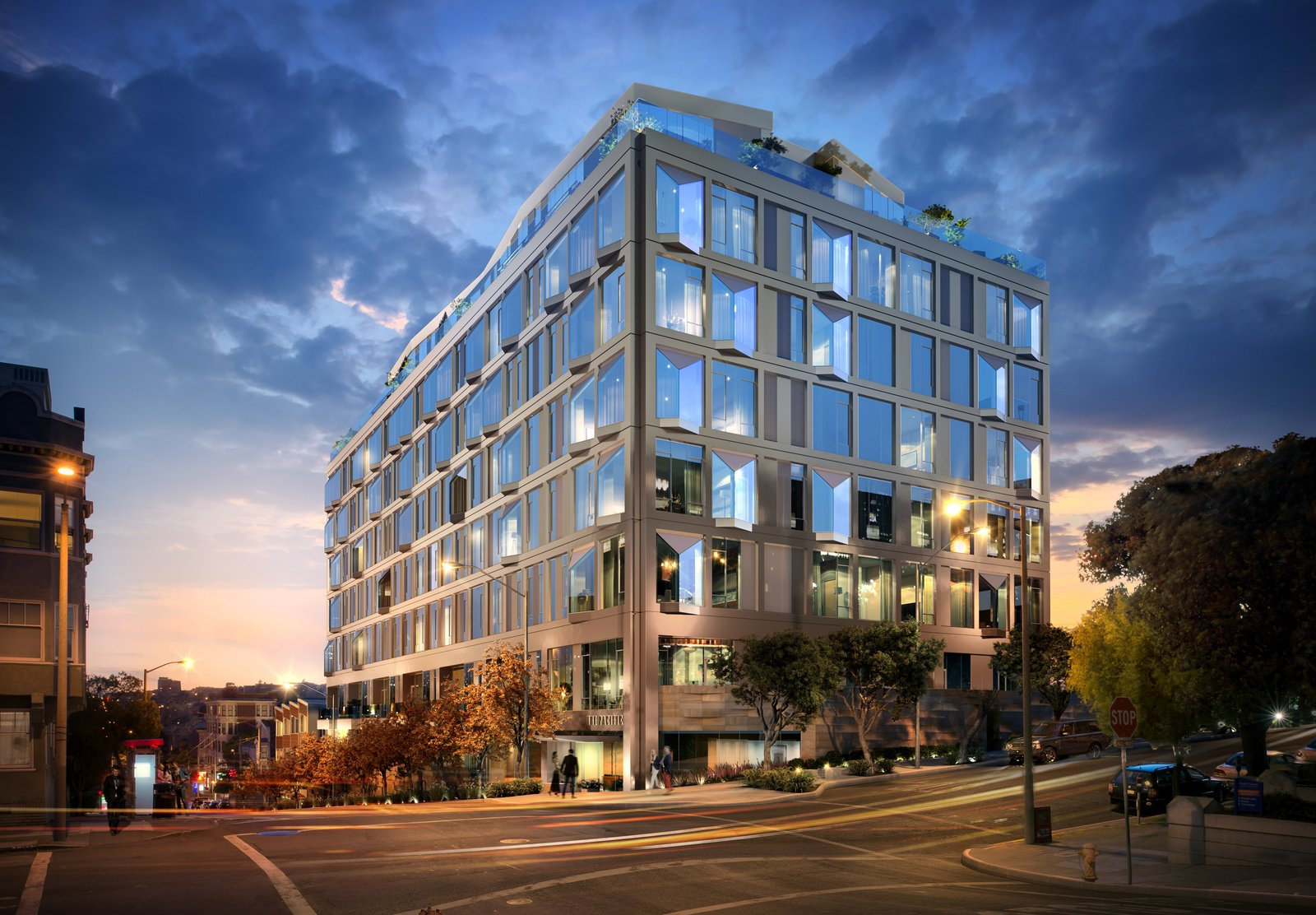 The Pacific, Pacific Height's Most Significant New Residential Development in Decades  Take a Virtual Walk through the Pacific Height's Crown Jewel: The Pacific