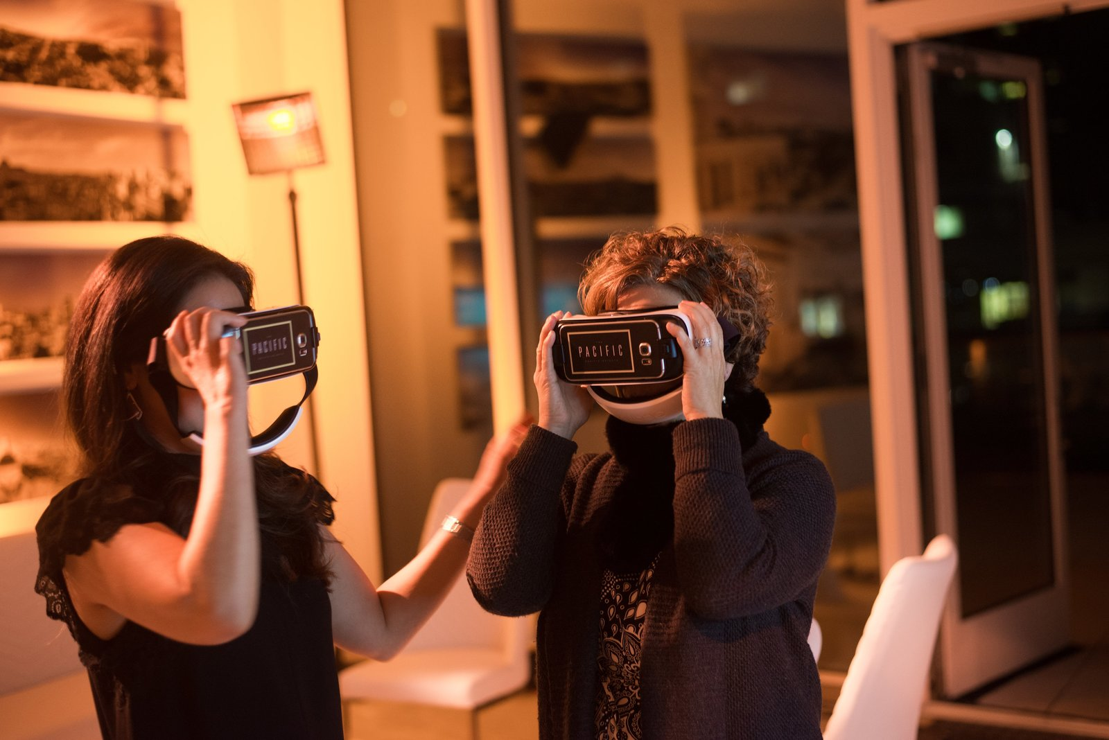 VR Fun at The Pacific  Take a Virtual Walk through the Pacific Height's Crown Jewel: The Pacific