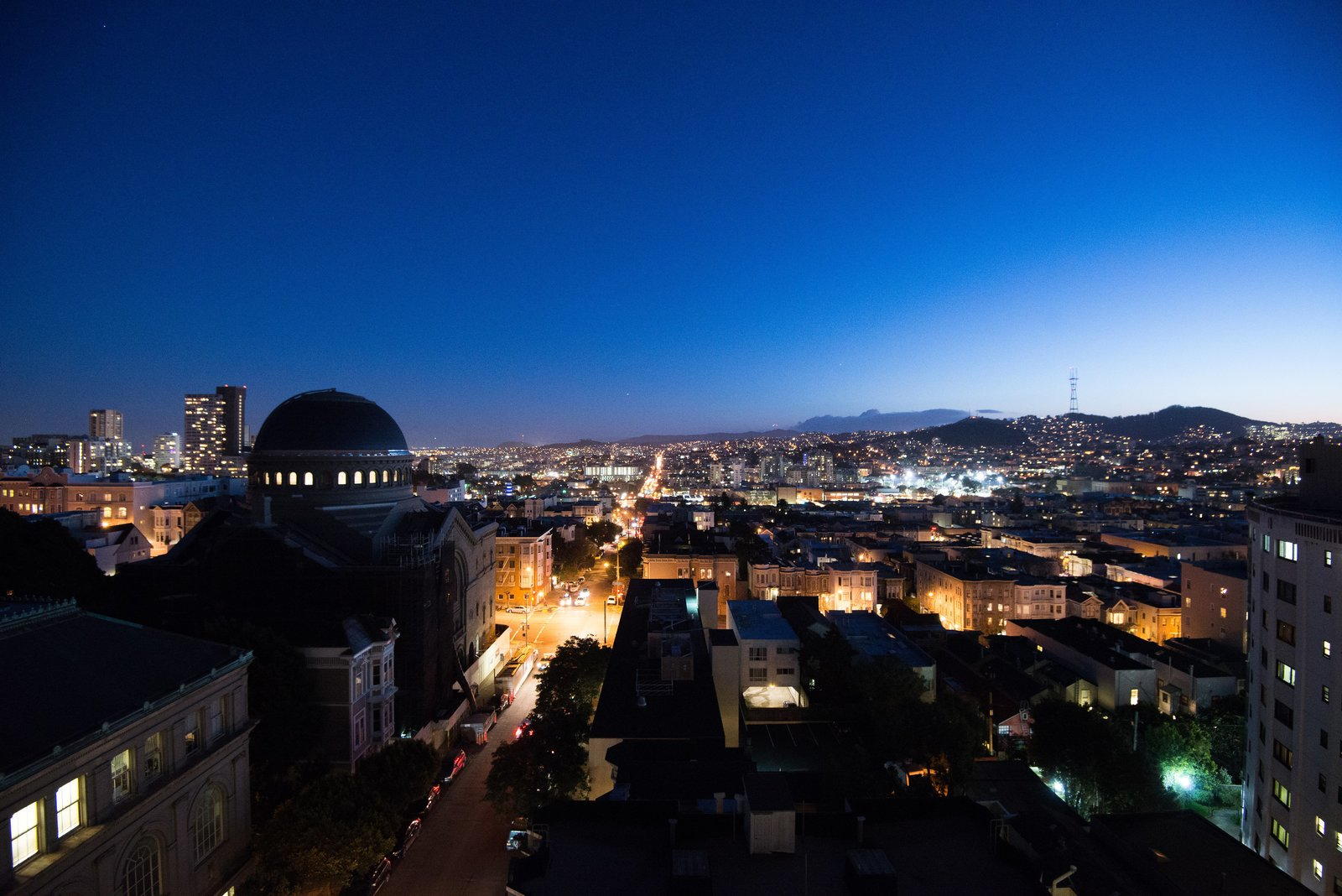 The Pacific's prime location in the heart of Pacific Heights  Take a Virtual Walk through the Pacific Height's Crown Jewel: The Pacific