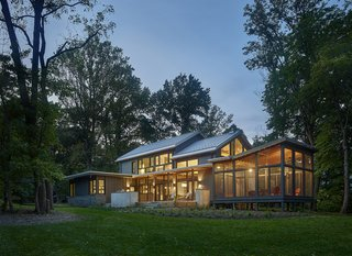 Wallingford Passive Solar House
