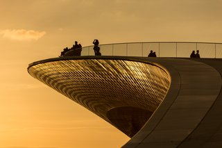 Museum of Art, Architecture and Technology in Lisbon.