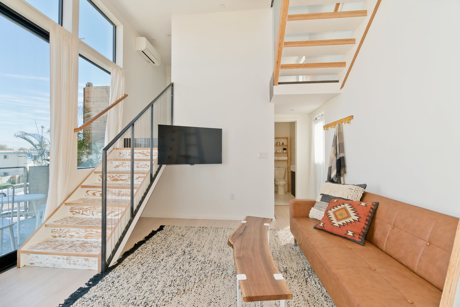 Living Room  Three on Abbott