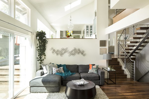 Maplewood residence modern home in englewood colorado by for Maplewood custom homes