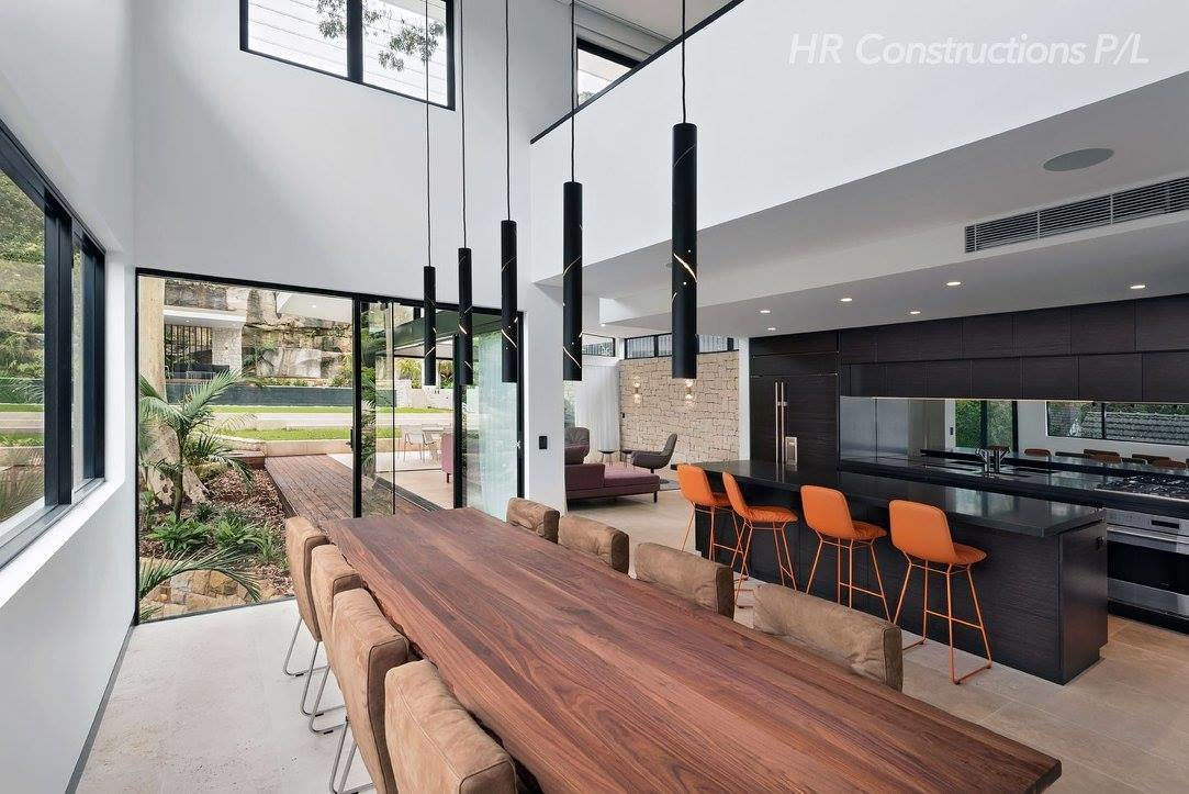 The Northbridge House Modern Home In Northbridge New South Wales - Northbridge-house