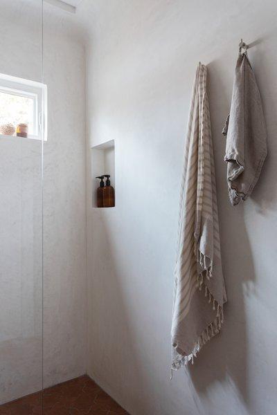 Long Beach Mediterranean Bathroom