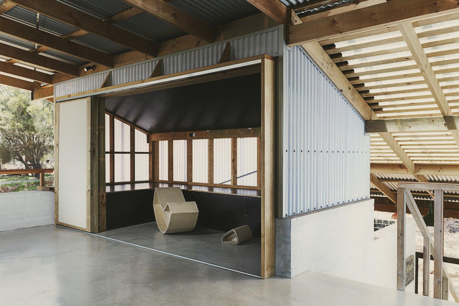 A Workshop - Toodyay Shack  Toodyay Shack by A Workshop - Paul Wakelam Architect
