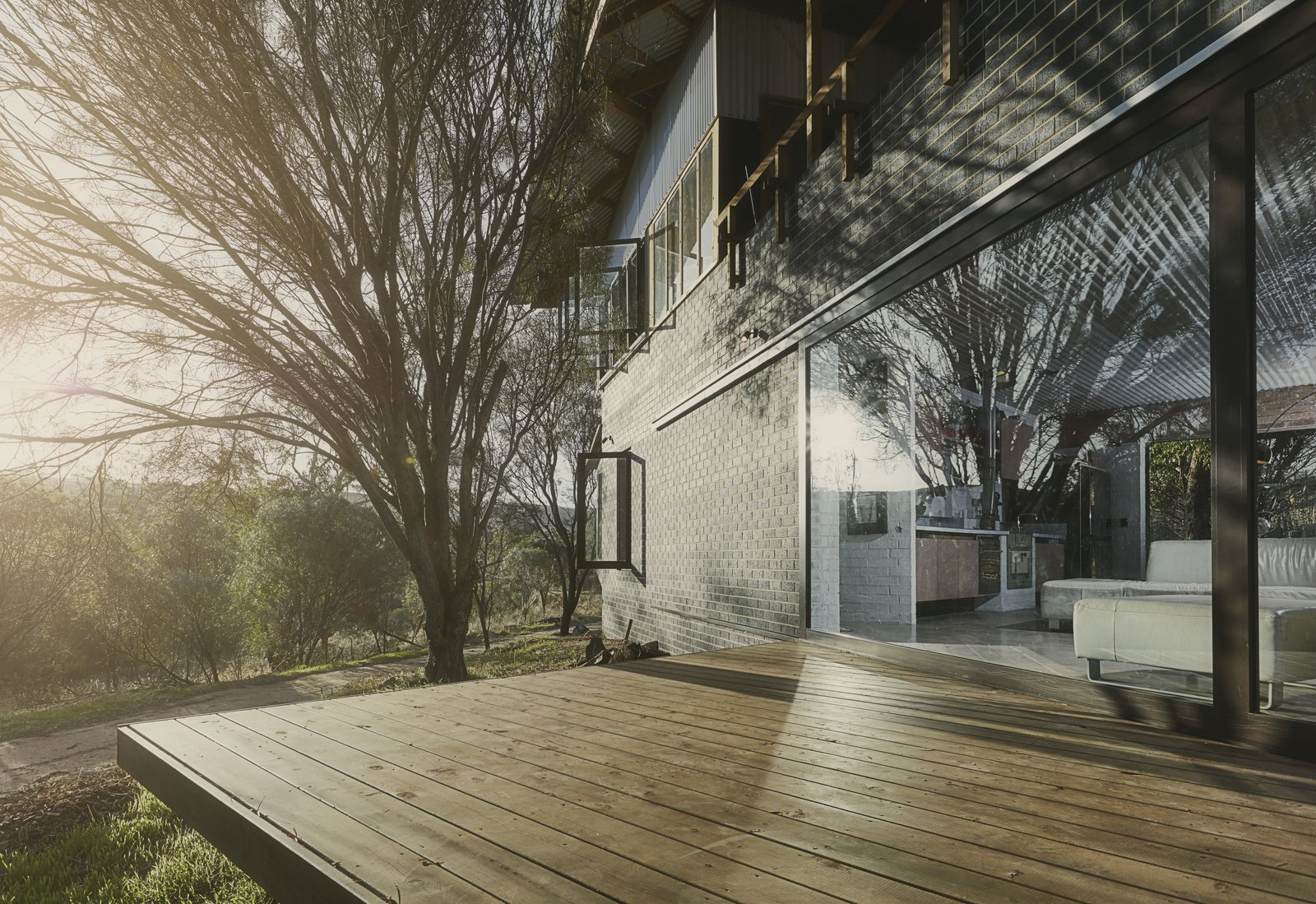 A Workshop - Toodyay Shack  Toodyay Shack by A Workshop - Paul Wakelam Architect