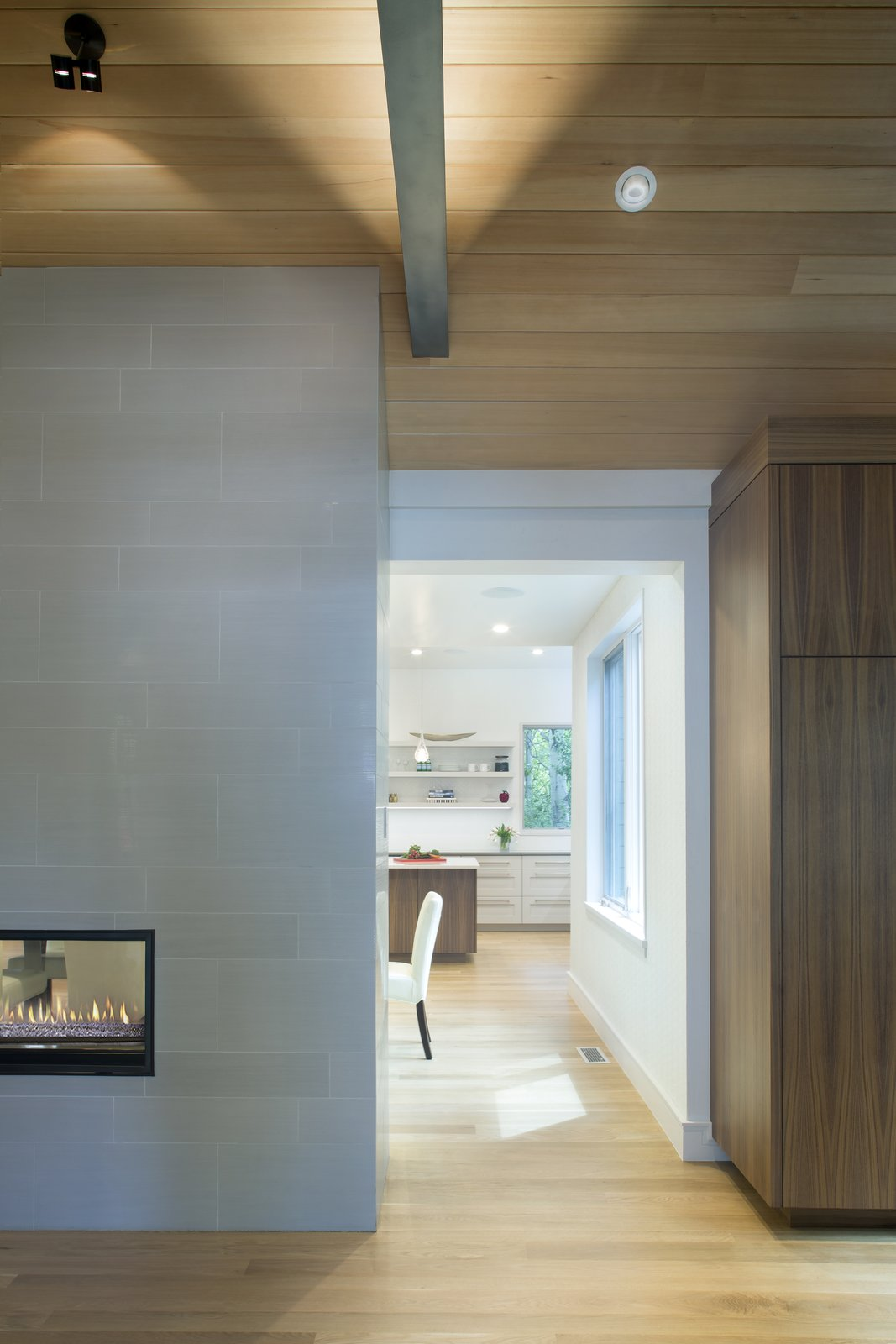 Living Room Entry   Smuggler Grove by Forum Phi Architecture   Interiors   Planning