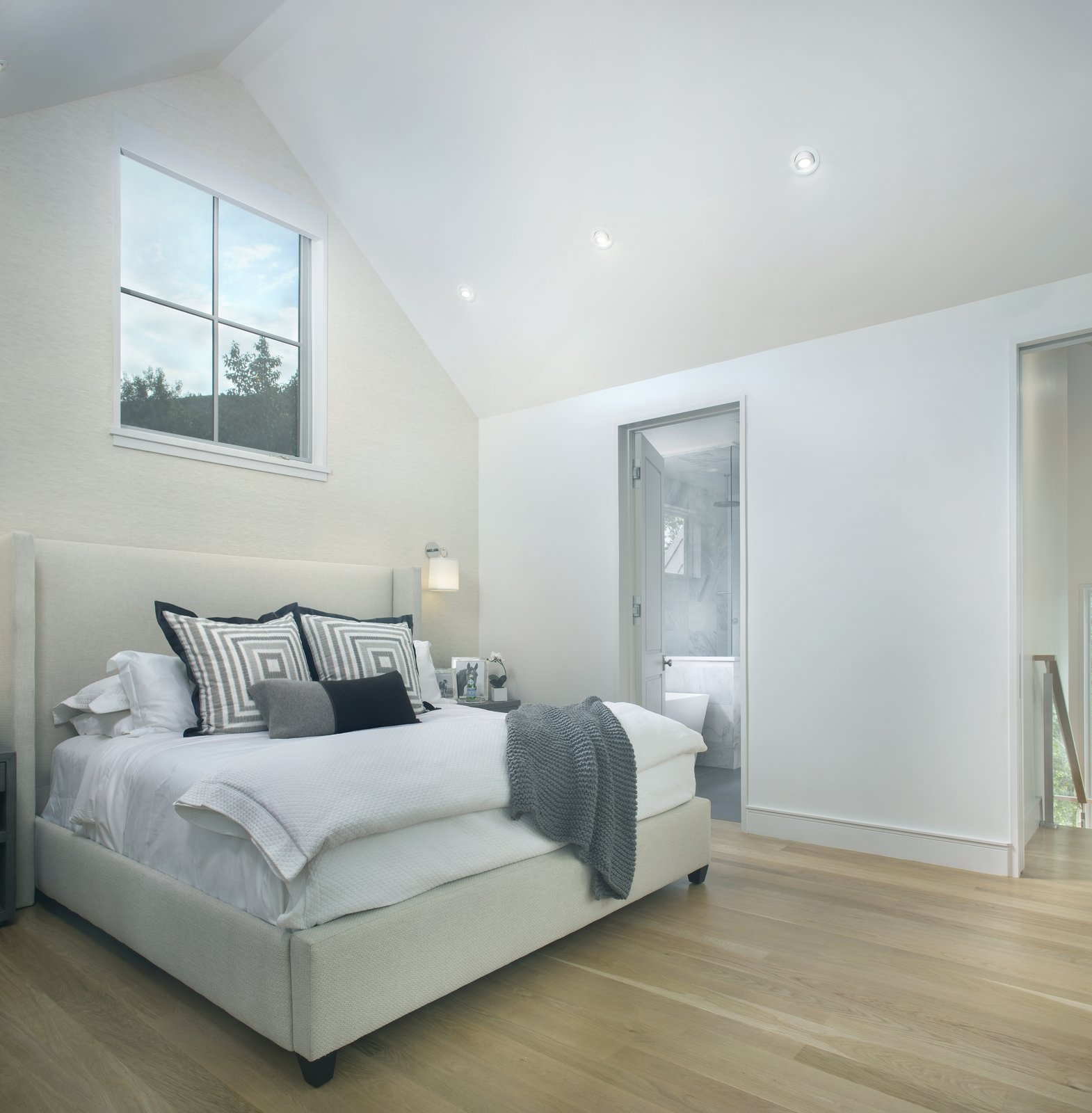 Bedroom Master loft   Smuggler Grove by Forum Phi Architecture | Interiors | Planning