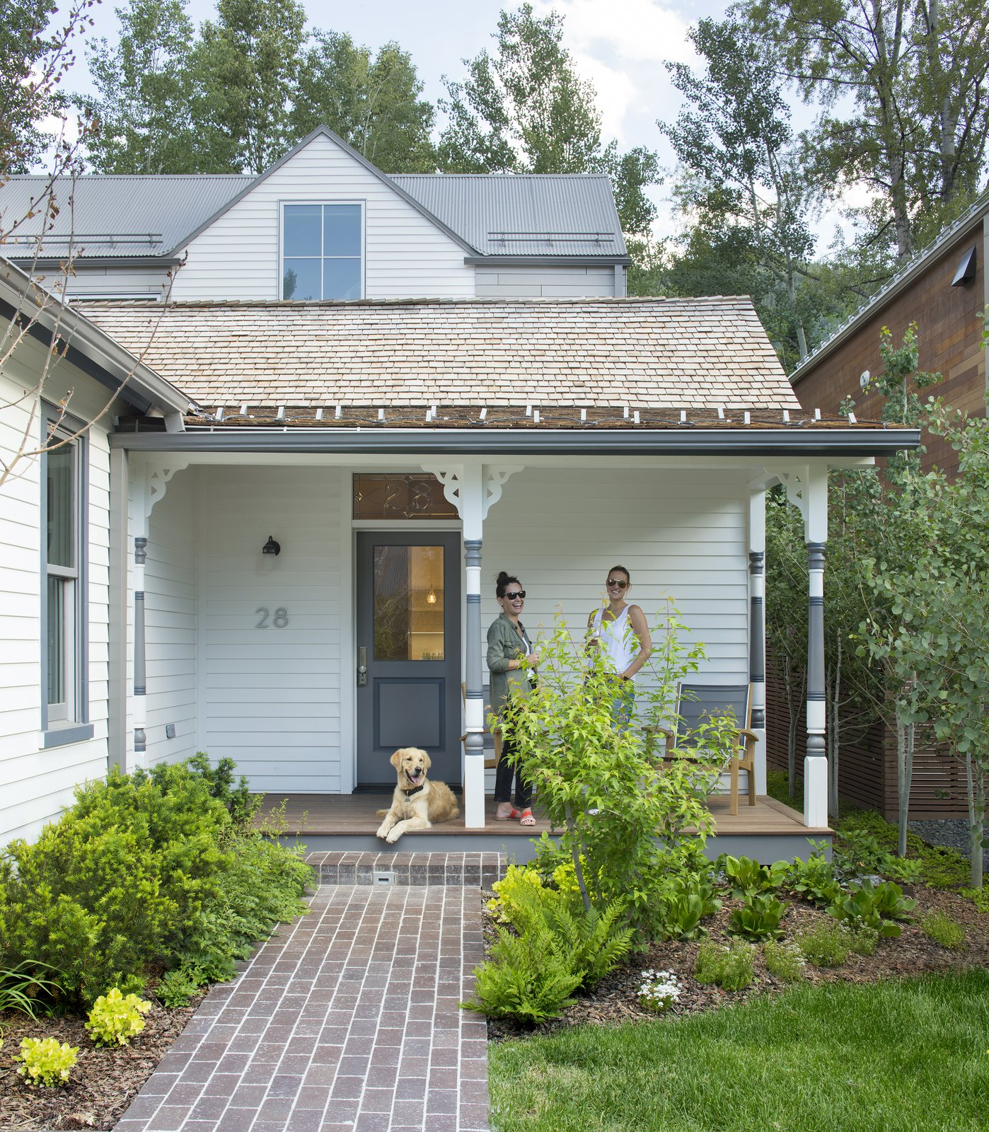Exterior Victorian on Smuggler   Smuggler Grove by Forum Phi Architecture   Interiors   Planning