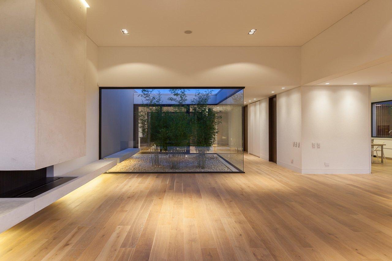 Living room  Casa 40 by Sergio Reyes Rodríguez