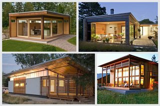 Small House Kits Are Designed So That Every Bit Of Space Is Used To The Best