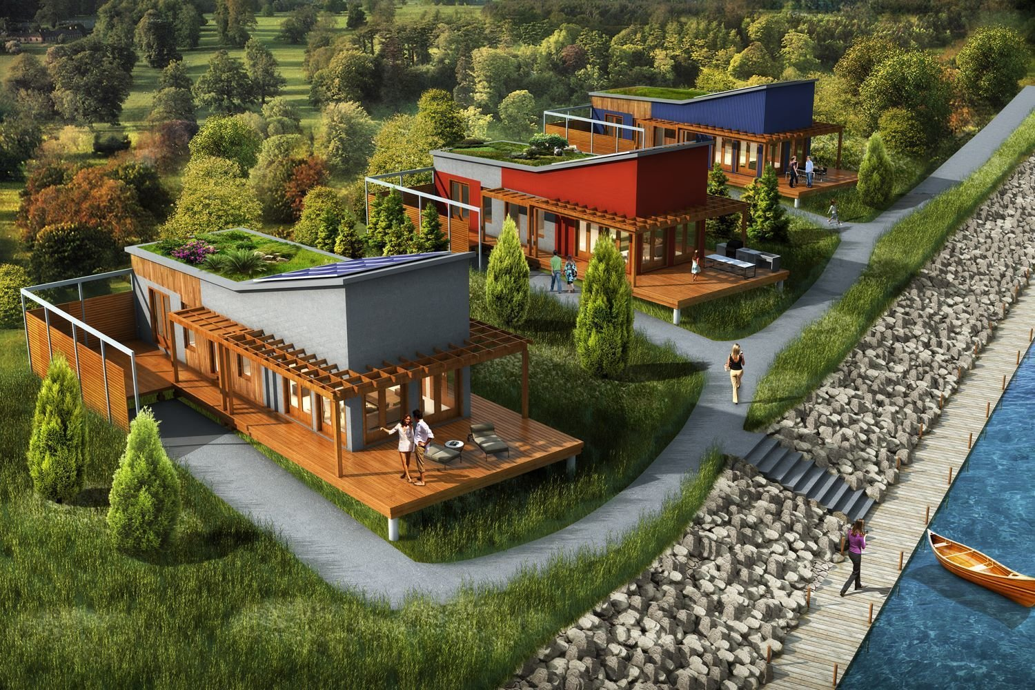 Prefabricated Kit Houses Canada Bc Design And Build