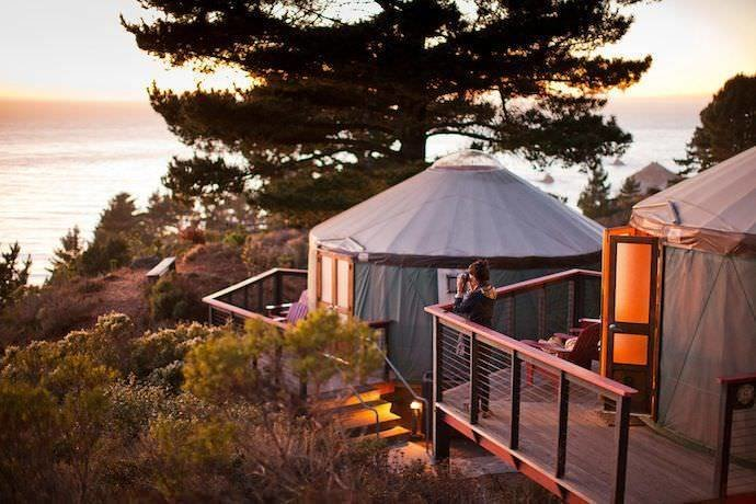 12 Terrifically Glamorous Camping Options