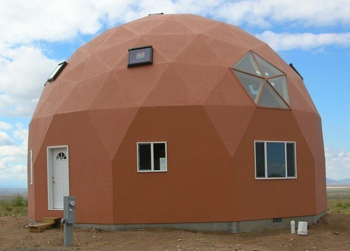 geodesic dome home kit