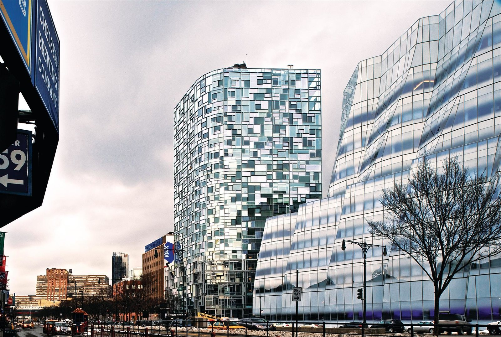 Jean Nouvel called this story 23-story residential tower a  Photo 4 of 11 in 10 Jean Nouvel Buildings We Love