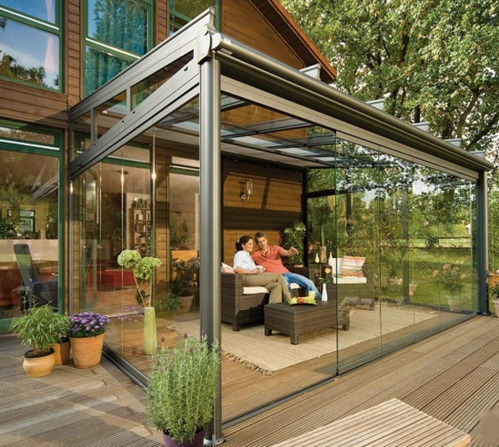 This elegant solution suggested by Improvenet could be just what you are looking for. Follow the link above for some detailed advice on how to achieve this, from cost effectiveness to permitting planning.  Photo 8 of 8 in 7 Resources For Prefab Sunrooms and Easy-to-Install Sun Parlors