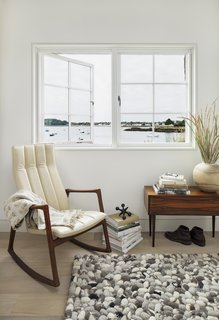 Natural textures and materials used throughout in a neutral palette.