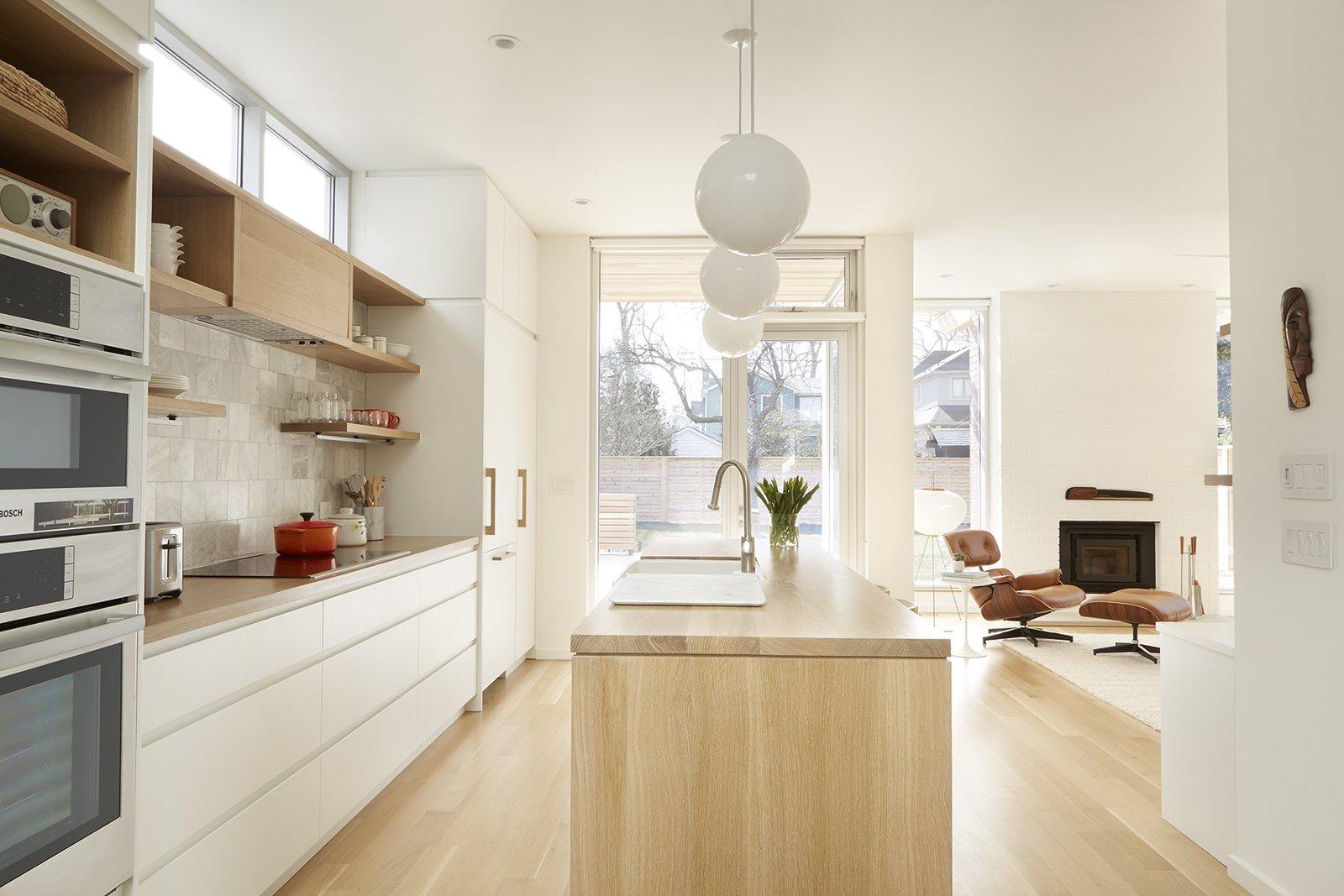 Kitchen.  Delaware by ben homes