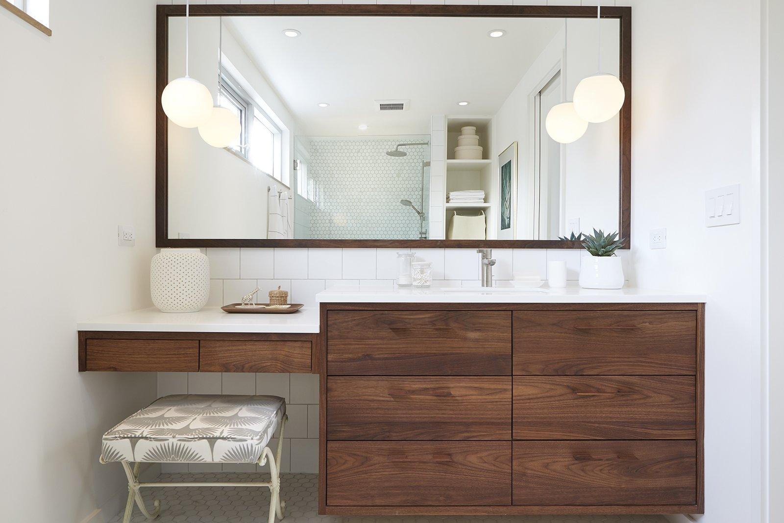 Master bathroom.  Delaware by ben homes