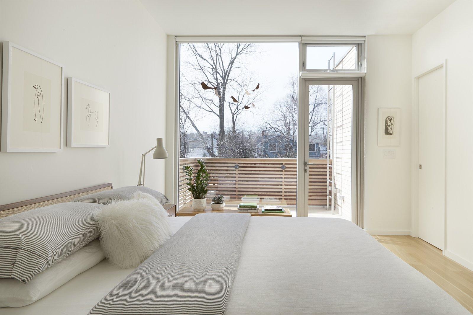 Master bedroom.  Delaware by ben homes