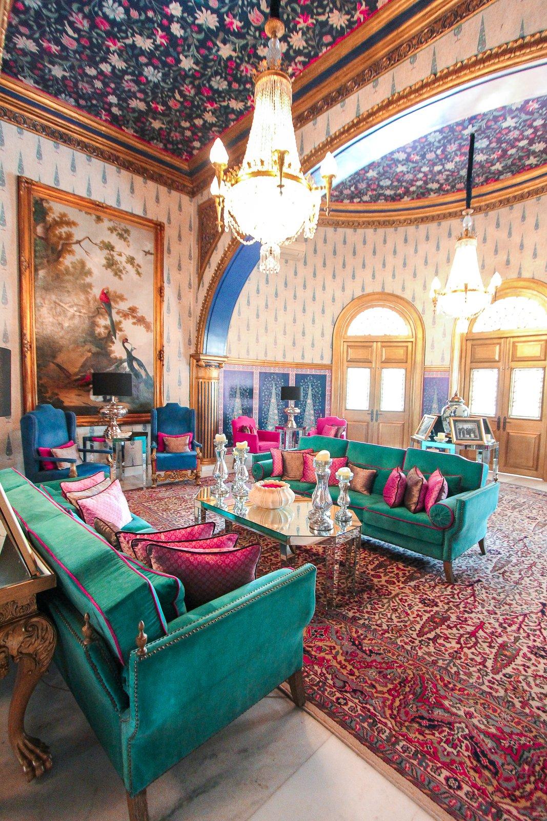 Sujan Rajamahal Palace, Jaipur, India  Sujan Rajamhal Palace, Jaipur